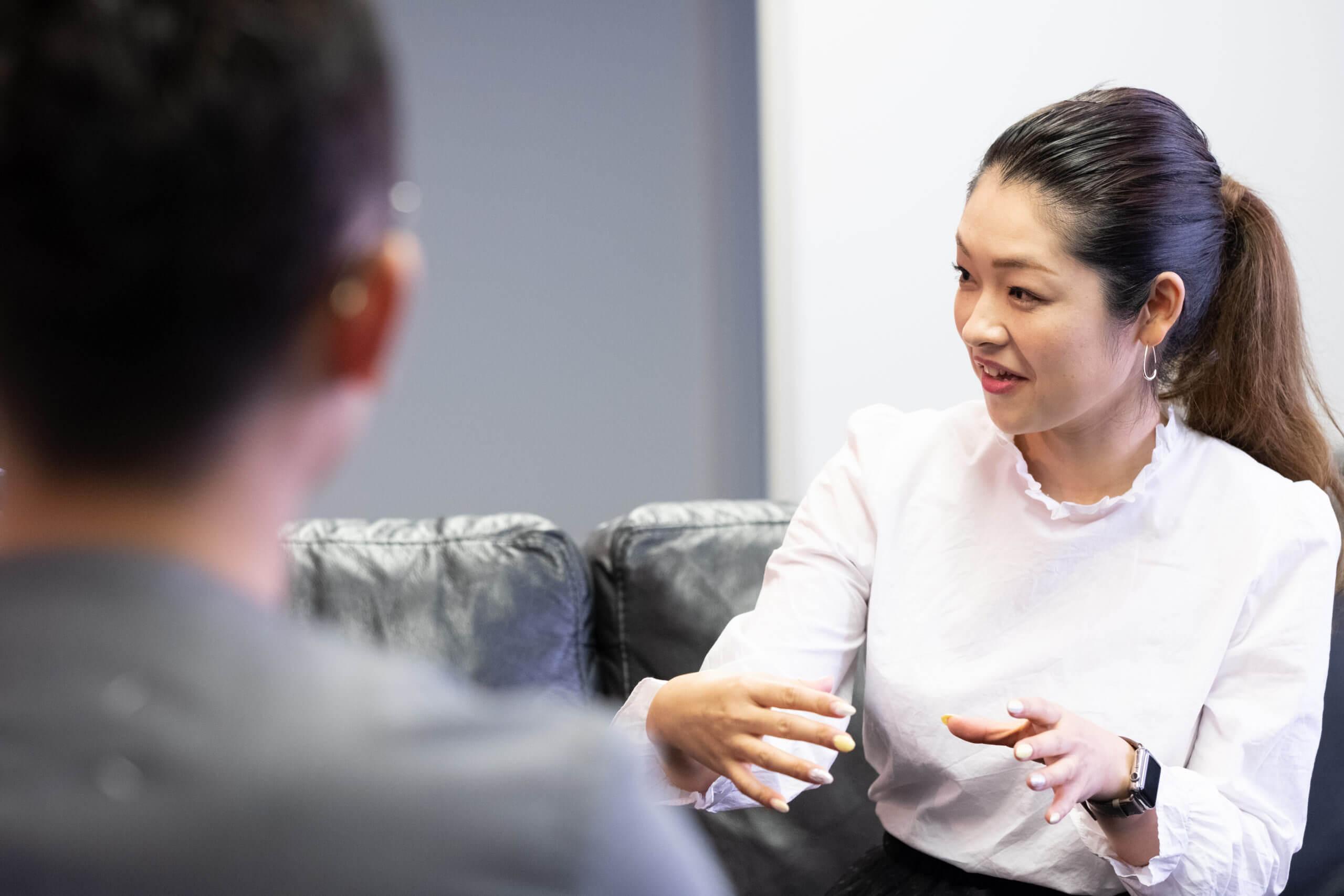 日本ユニスト 天野 彩 インタビュー