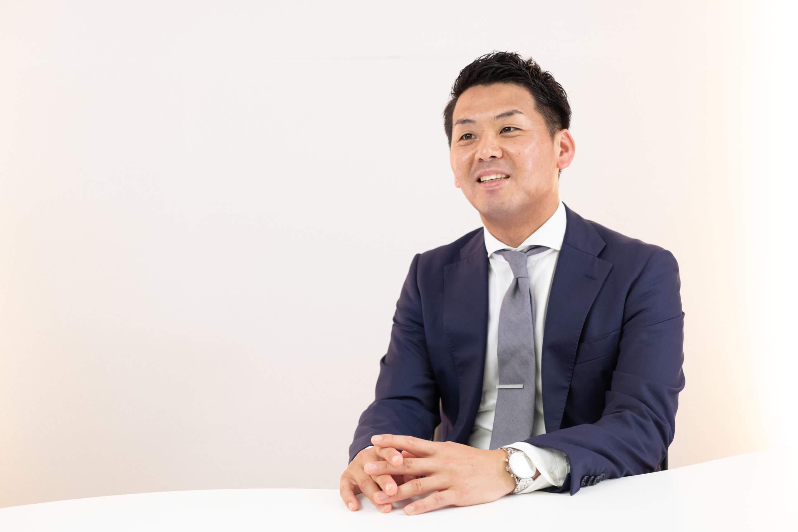 日本ユニスト 馬場 隆弘 インタビュー